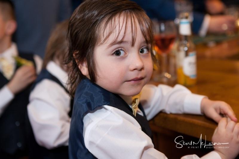 Child portrait at Cranage Hall
