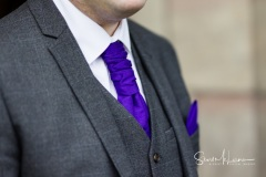 Tie and Handkerchief
