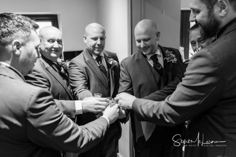 Ashley Hall Barn Wedding Photography