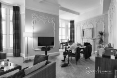 Midland Hotel suite