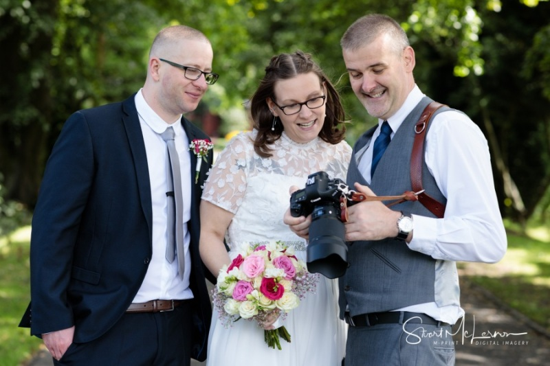 Dukinfield Park Wedding Photographer