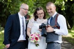 Dukinfield Park Wedding Photographer