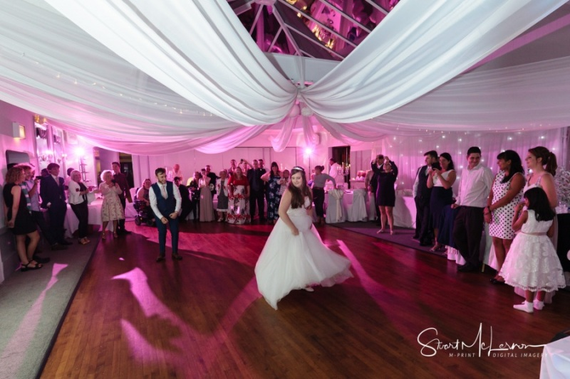 Wedding dance routine