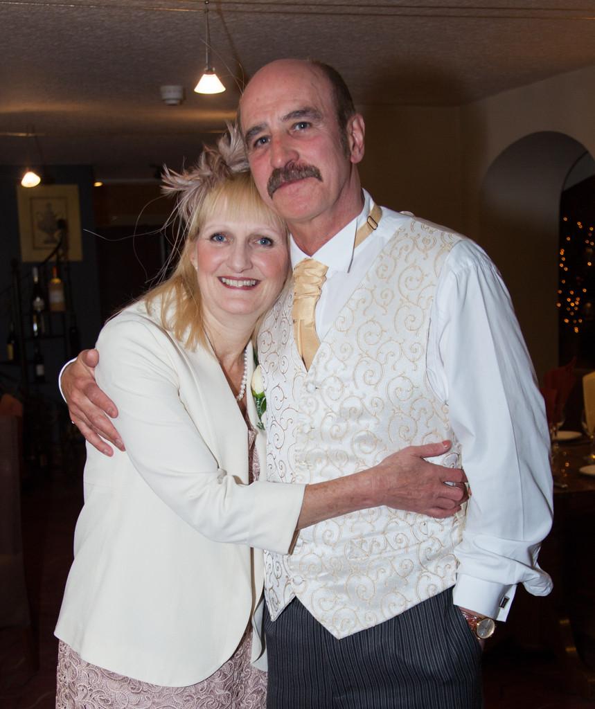 Julie and Simon