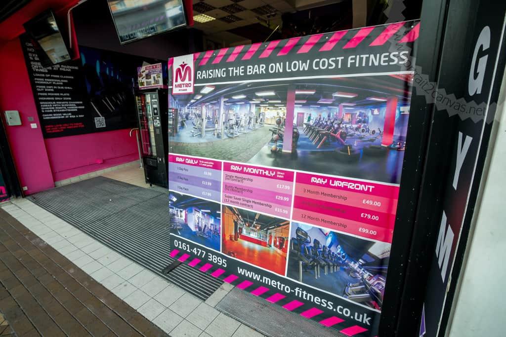 Metro Fitness, Stockport