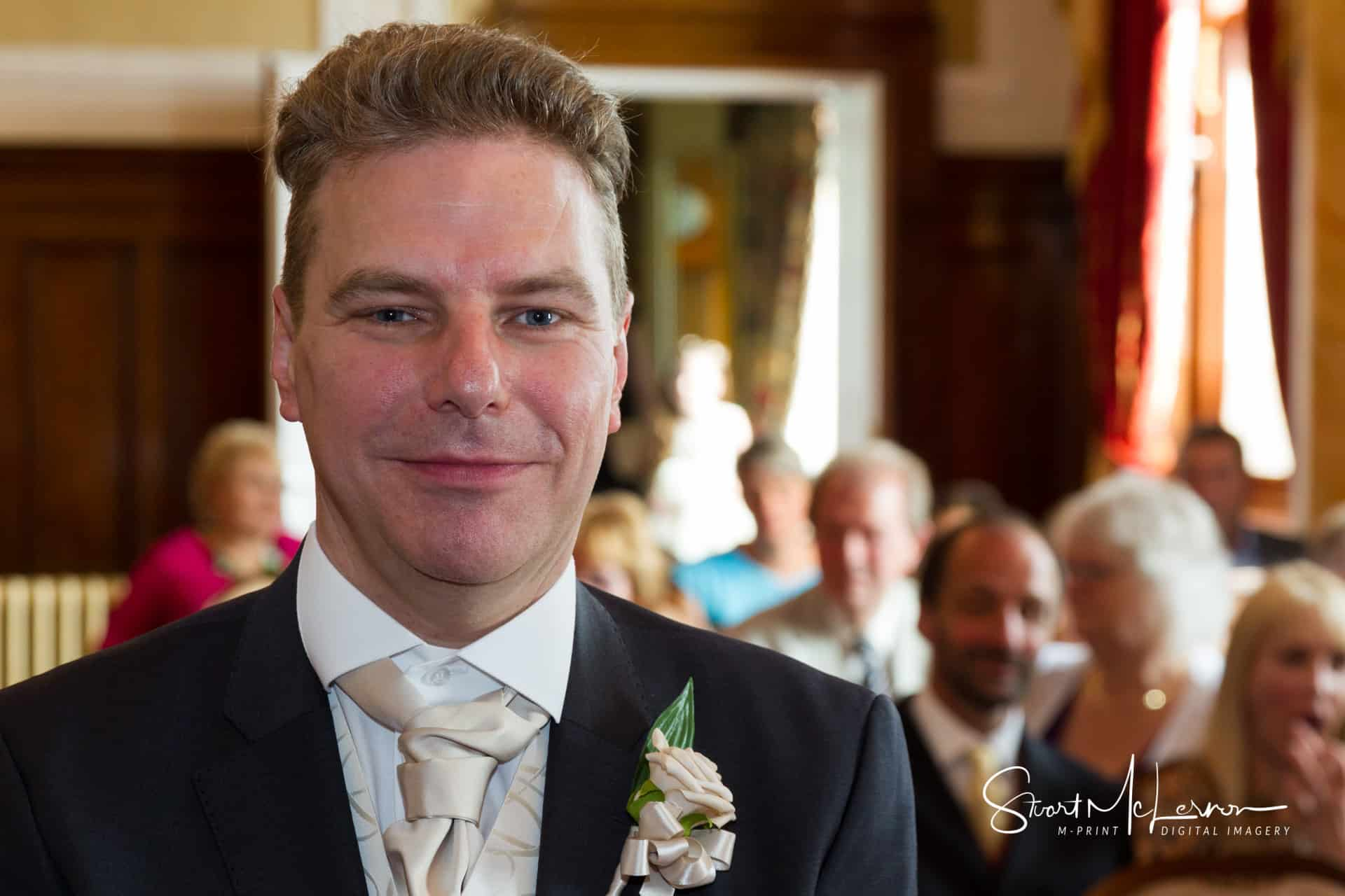 Wedding – Mark and Dawn at Chadderton Town Hall