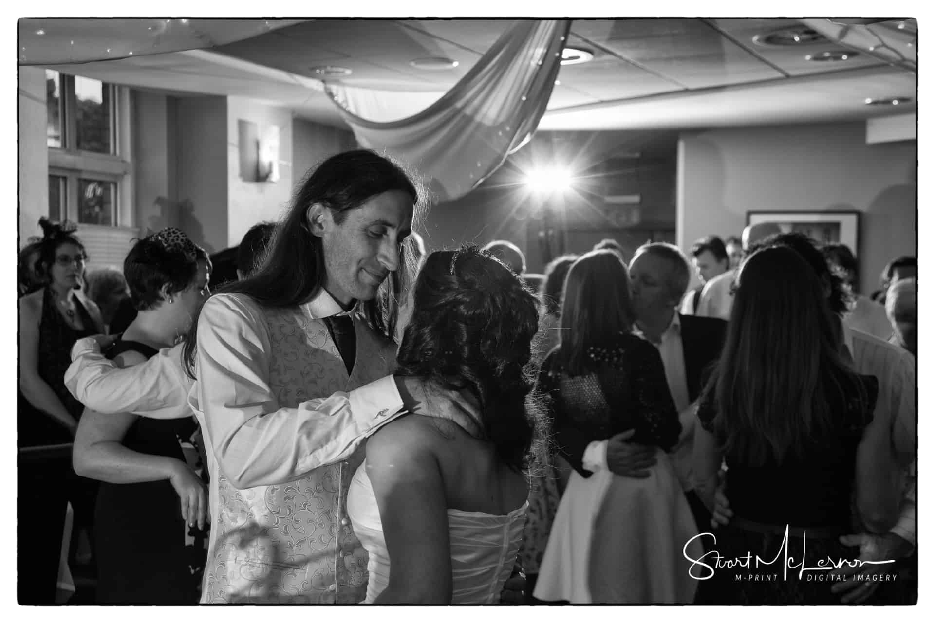 Wedding – Abbie and Wayne at Cheadle House