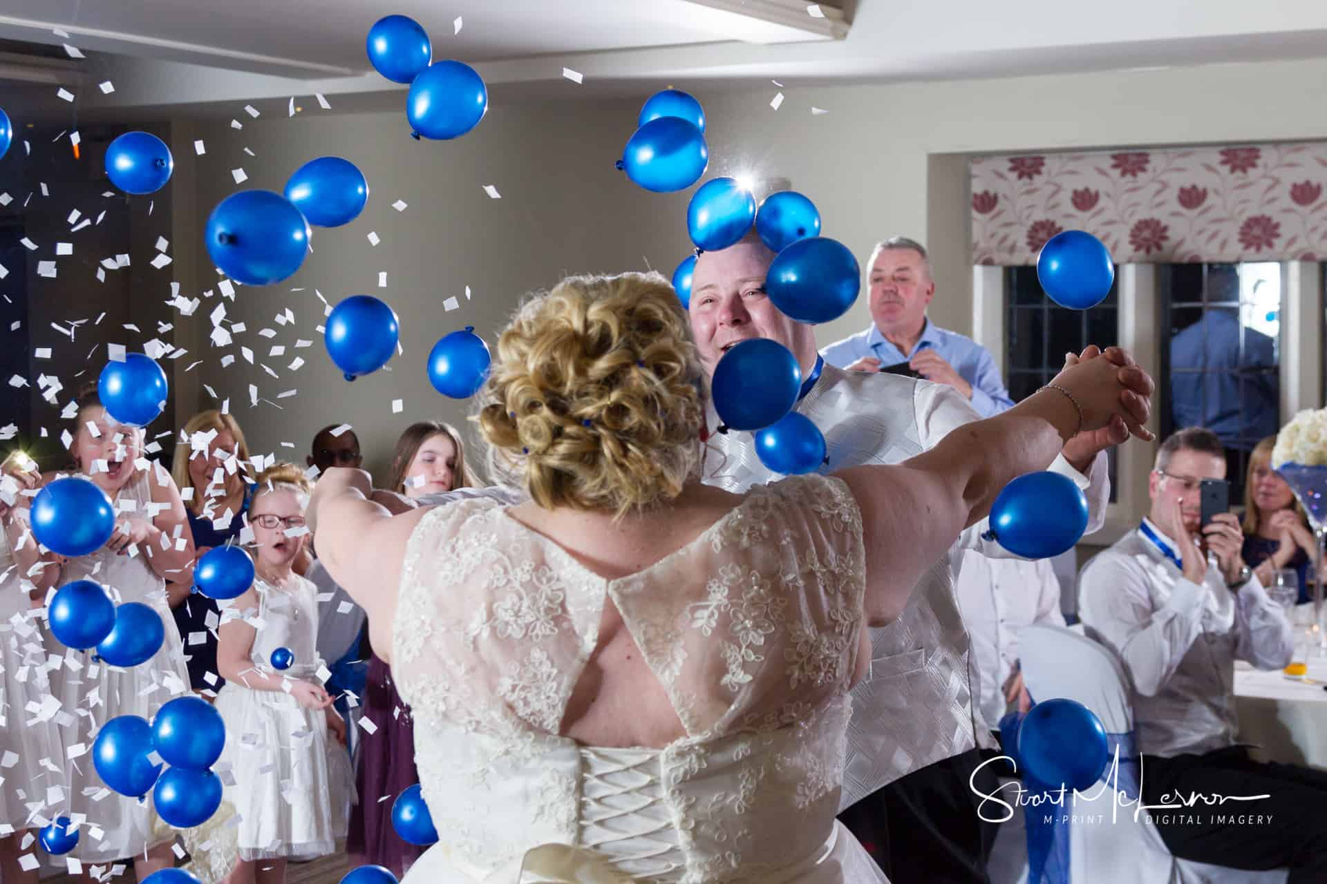 Wedding – Warren and Gemma at The Mere Golf Resort