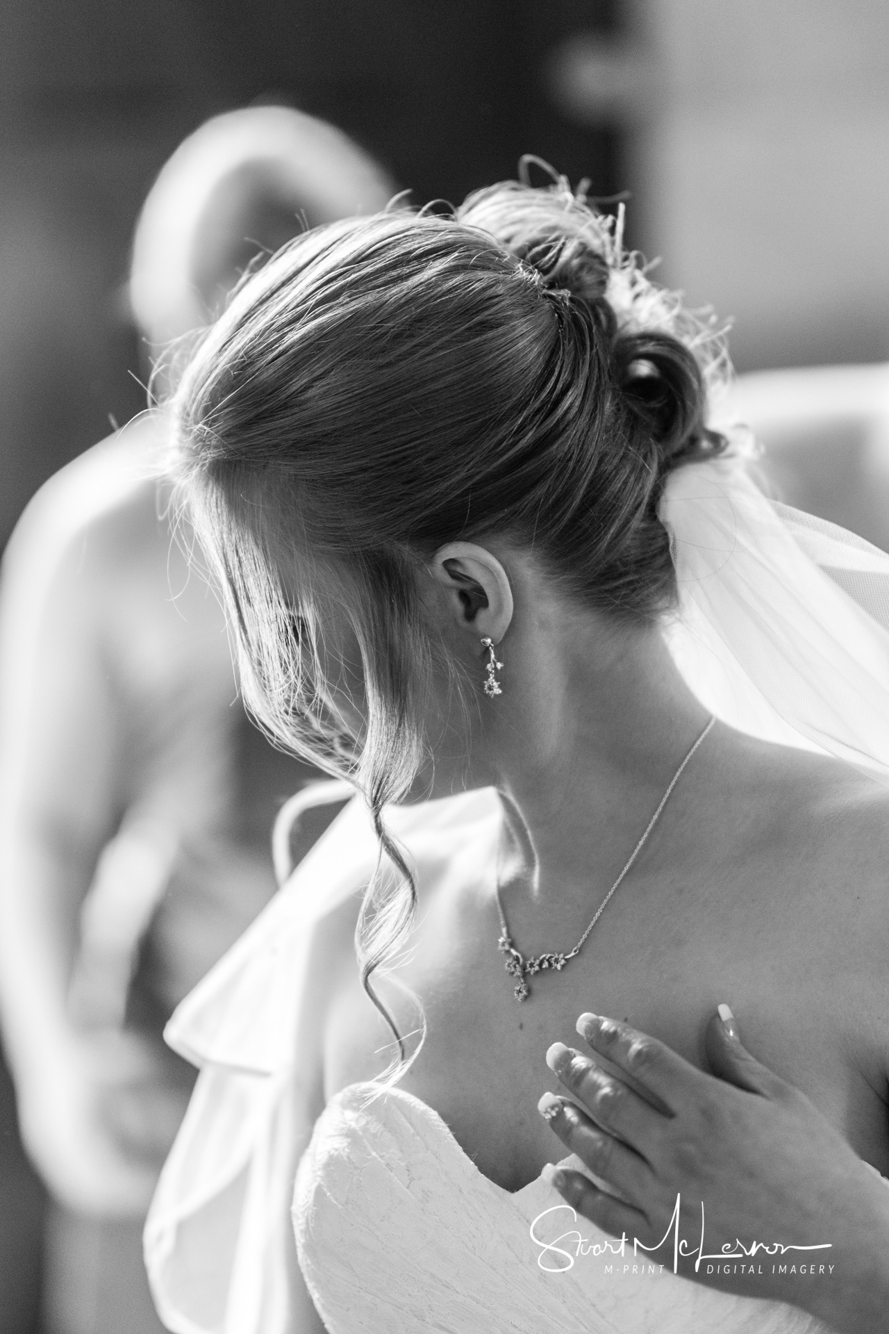 Wedding – Catherine and Mike at St Mary's Lowe House