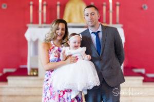 Christening – Lexi-Mae