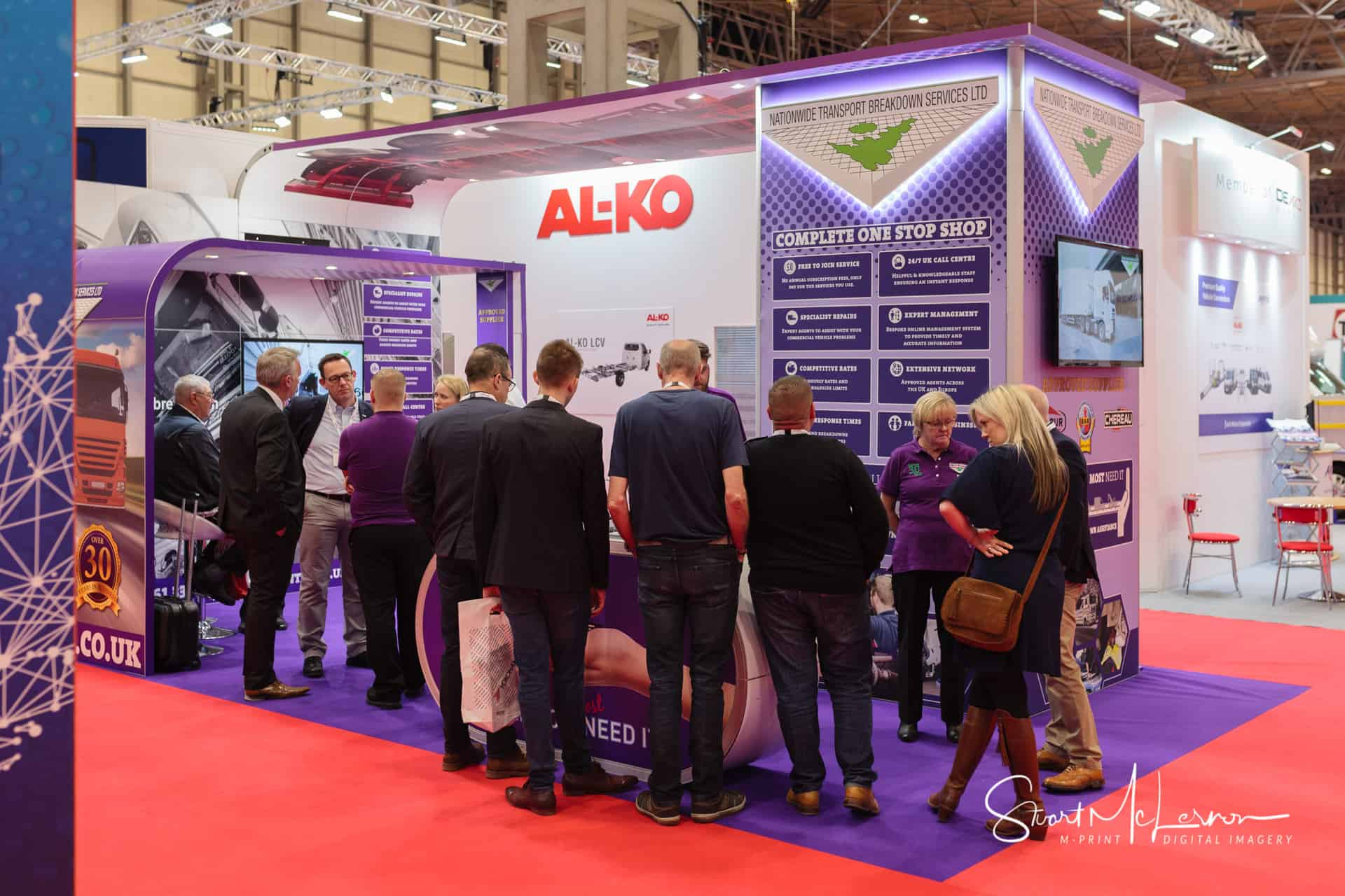 CV Show 2019 Event Photography by Stuart McLernon | M-PRINT Digital Imagery