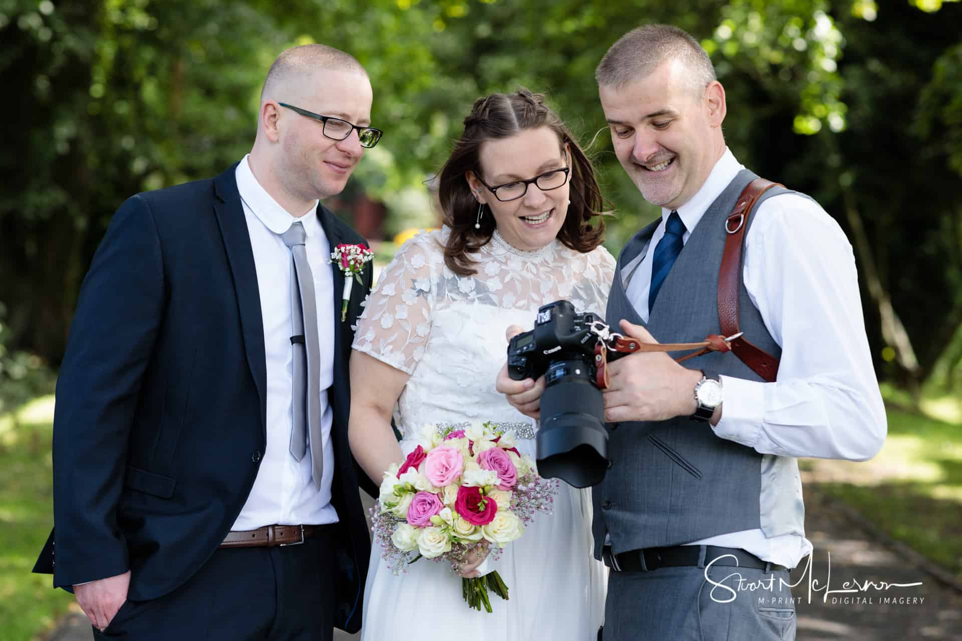 Dukinfield Town Hall Wedding Photography by Stuart McLernon | M-PRINT Digital Imagery