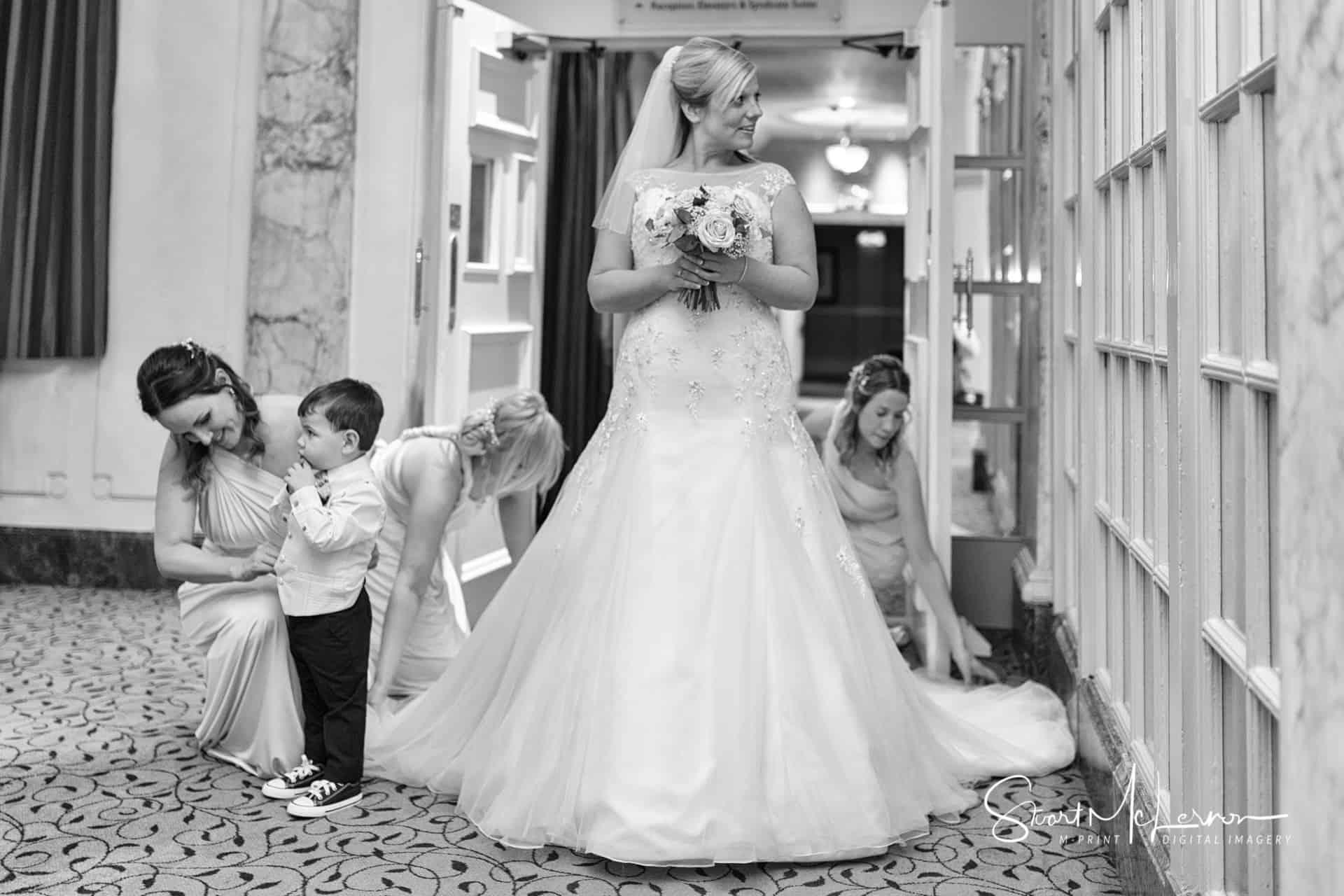 Midland Hotel Manchester Wedding Photography by Stuart McLernon | M-PRINT Digital Imagery