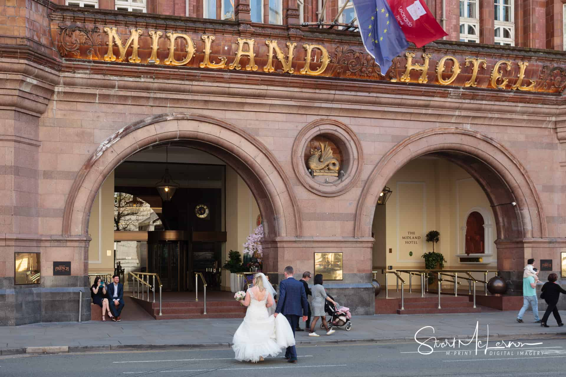 Midland Hotel Manchester Wedding Photography by Stuart McLernon | M-PRINT Digital Imagery