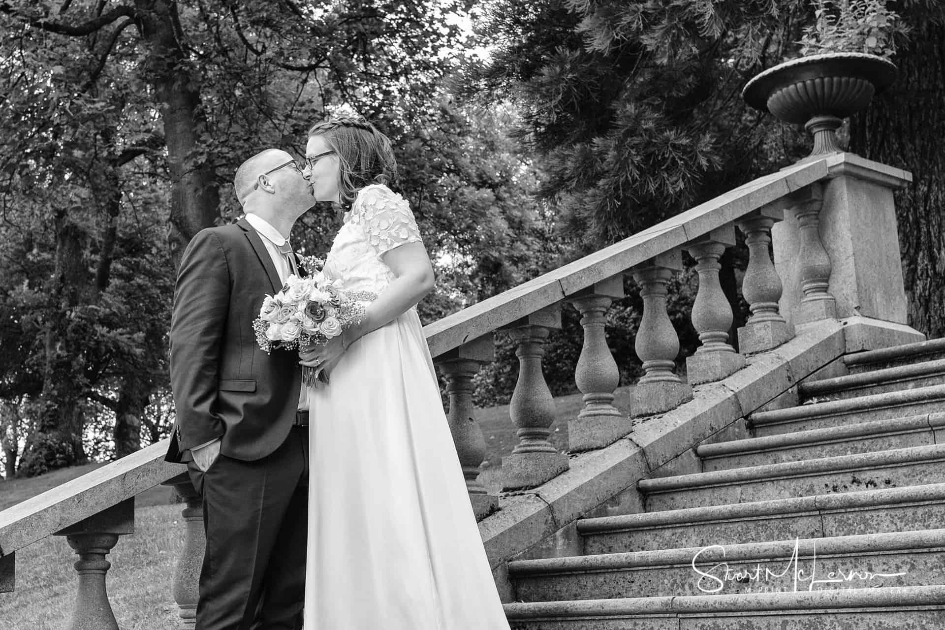 Wedding – Tina and Chris at Dukinfield Town Hall