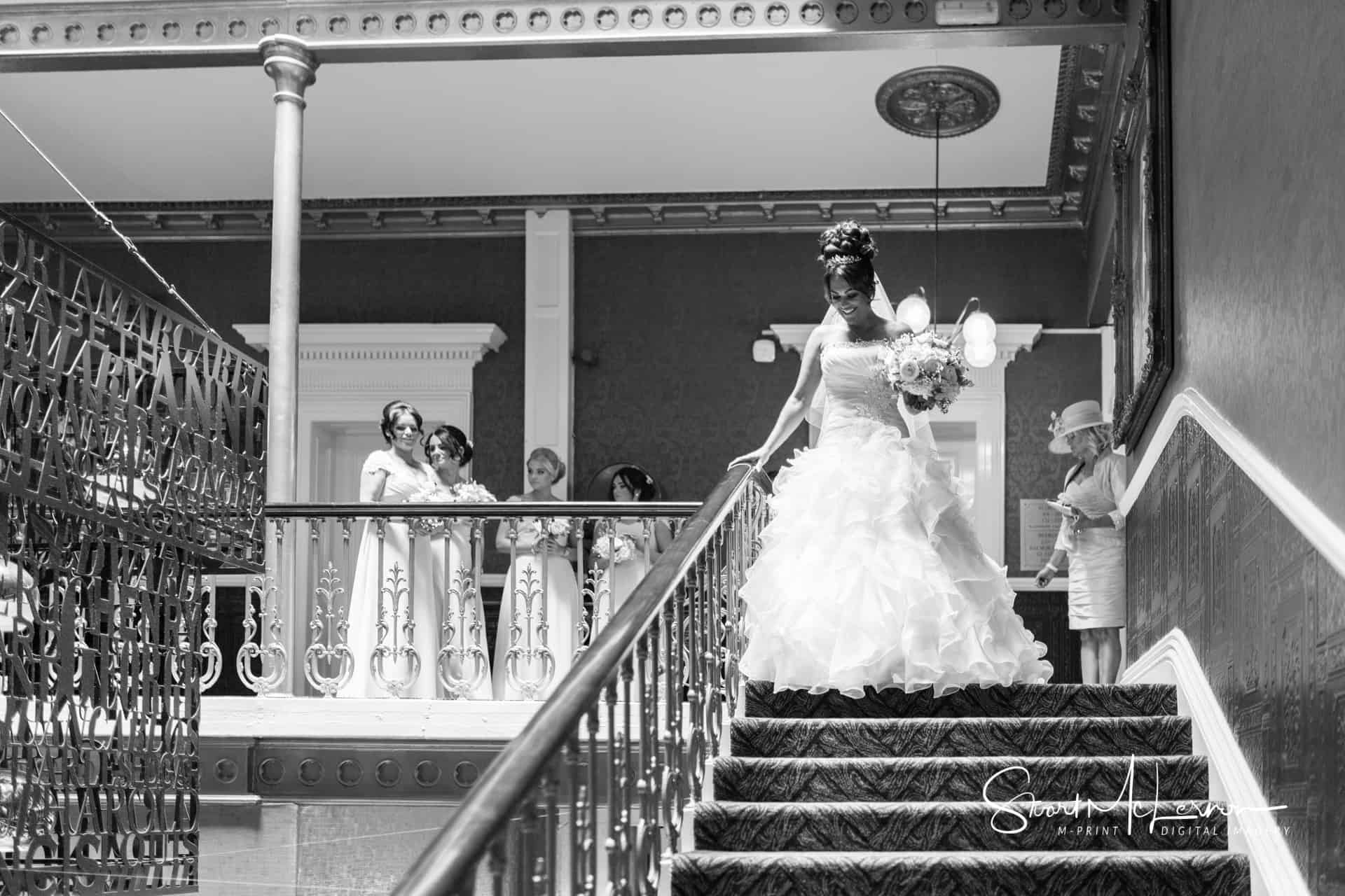 Wedding – Dominic and Louise at The Queens Hotel Chester