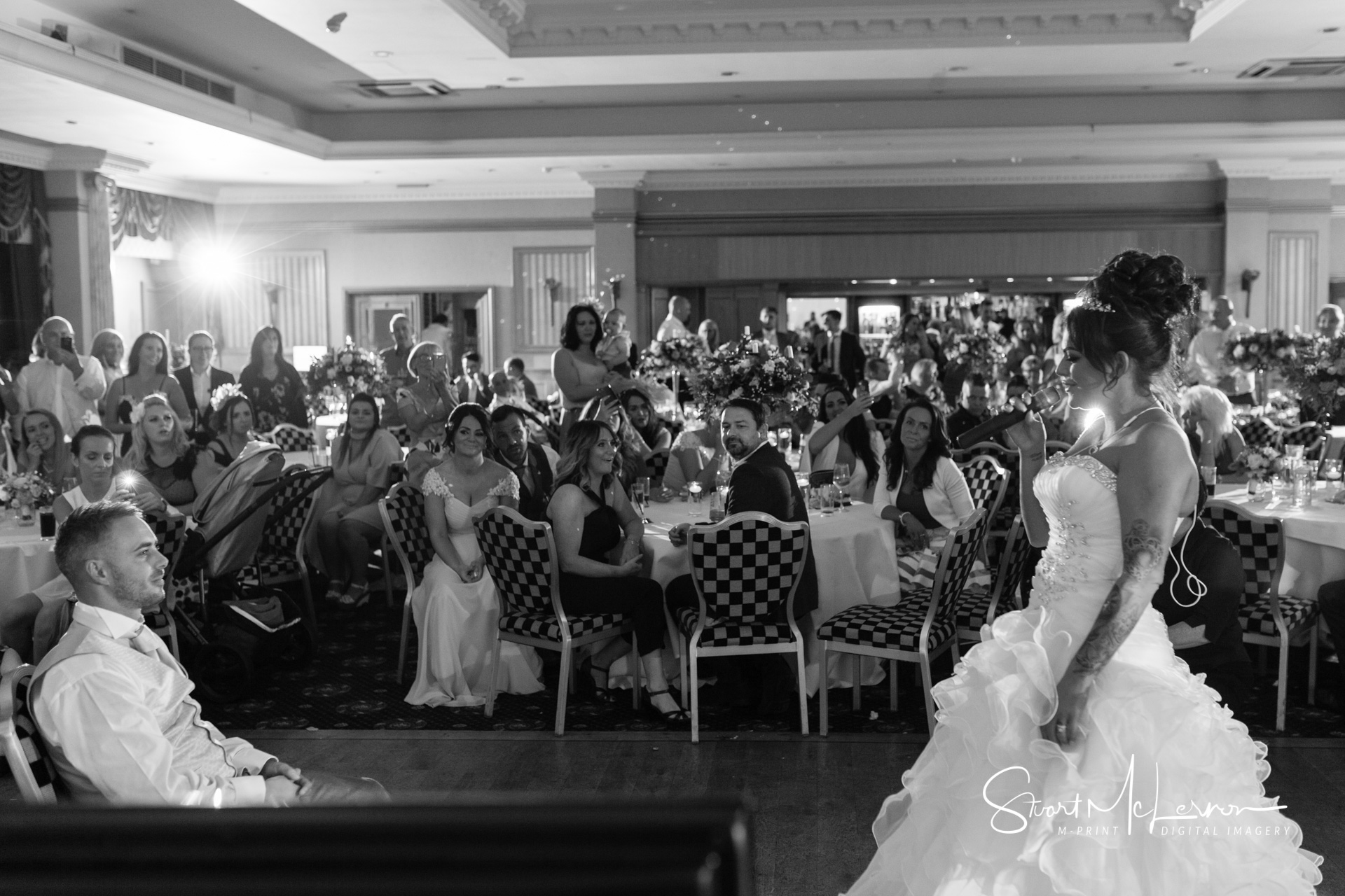 Queens Hotel Chester Wedding Photography by Stuart McLernon   M-PRINT Digital Imagery