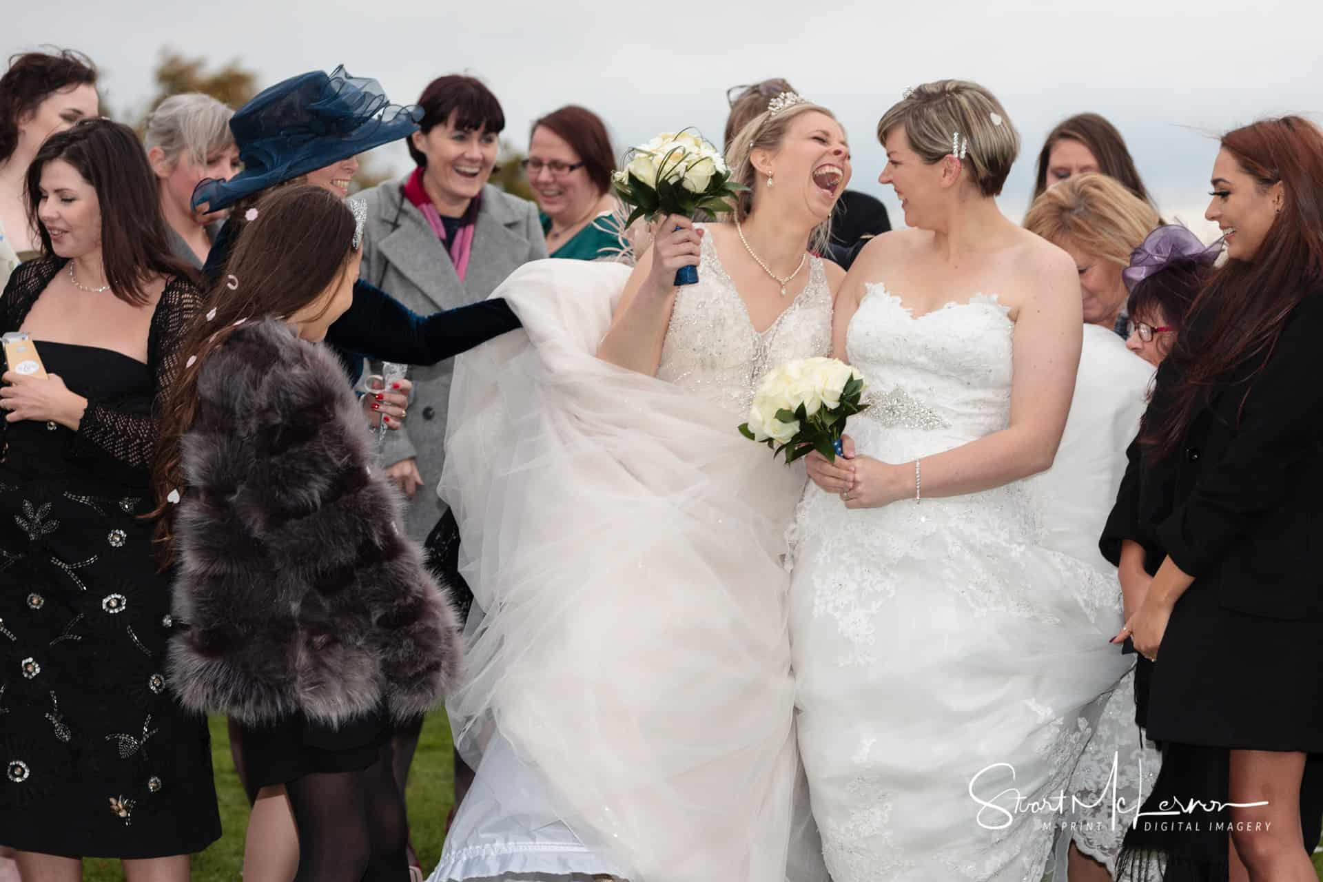Forest Hills Hotel Wedding Photography by Stuart McLernon | M-PRINT Digital Imagery