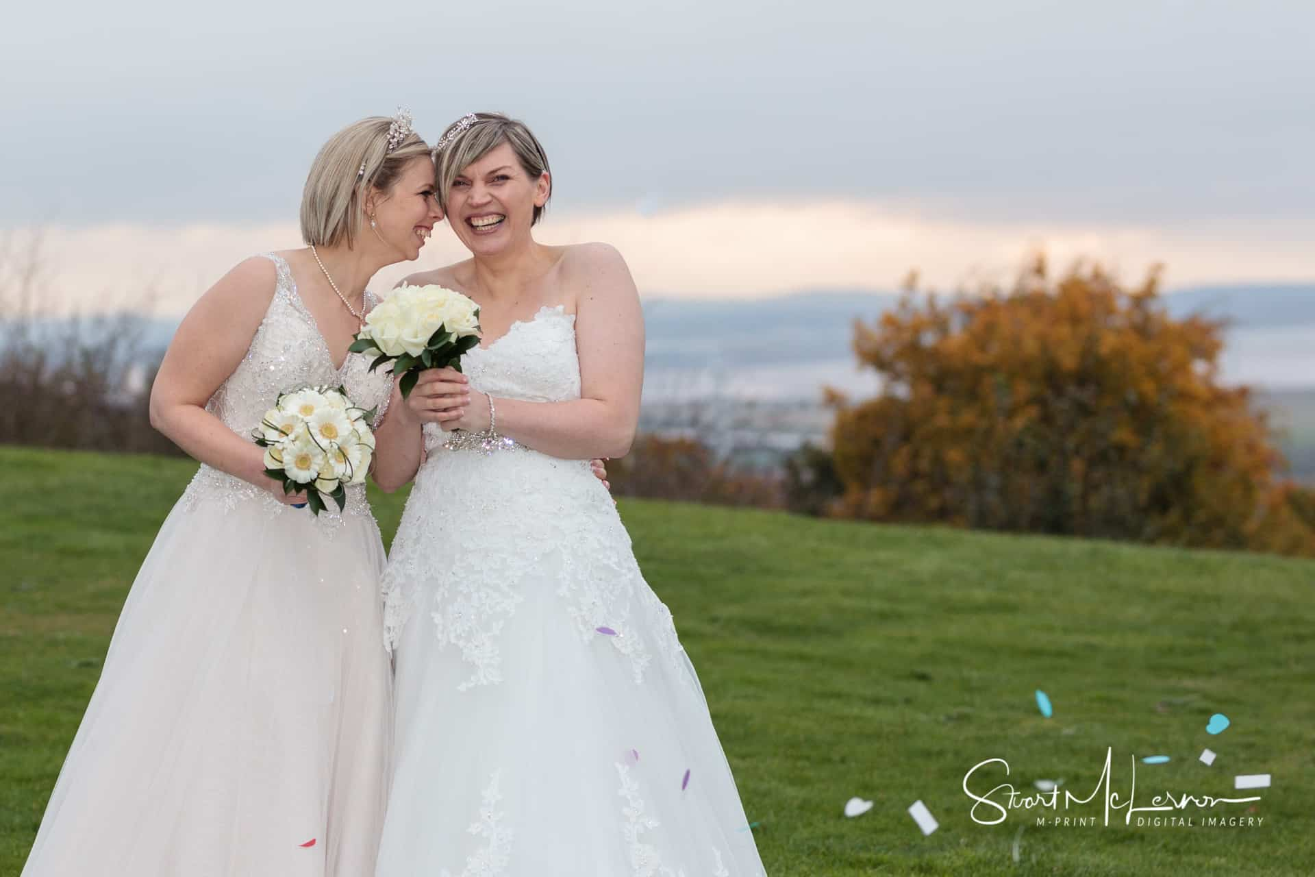 Wedding – Leanne and Gemma at Forest Hills Hotel