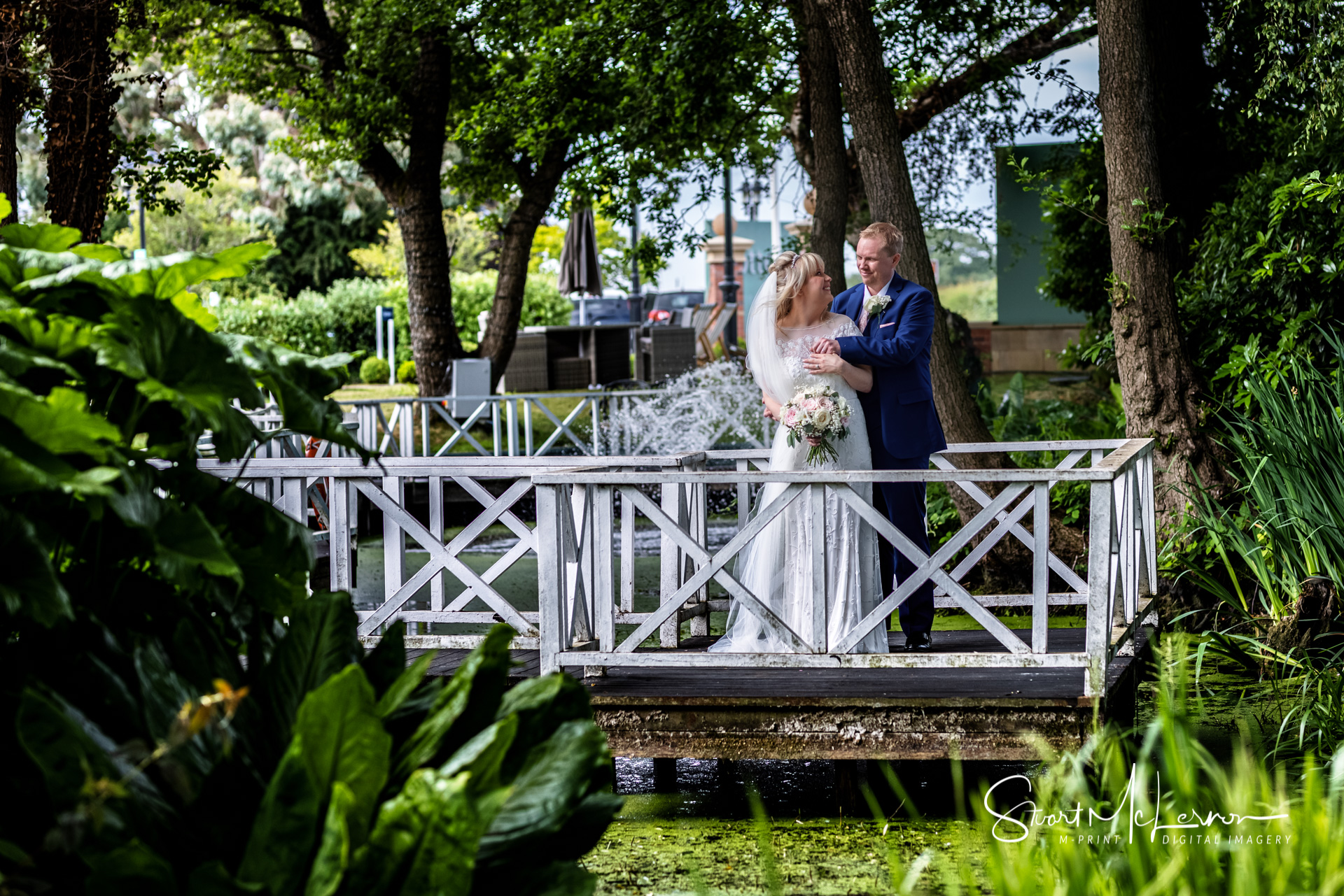 Wedding – Louise and Kieran at Cottons Hotel