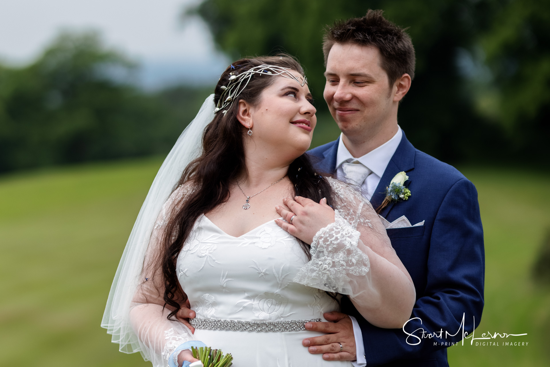 Wedding – Jemma and Mike at Shrigley Hall